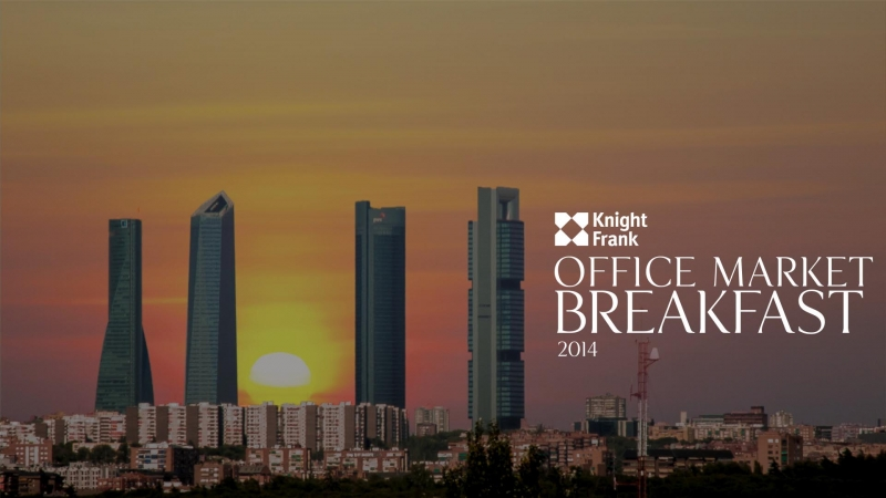Office Market Breakfast 2014 – Knight Frank