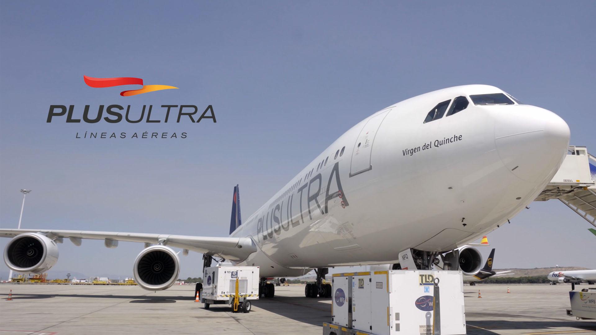 PLUS ULTRA  Líneas Aéreas